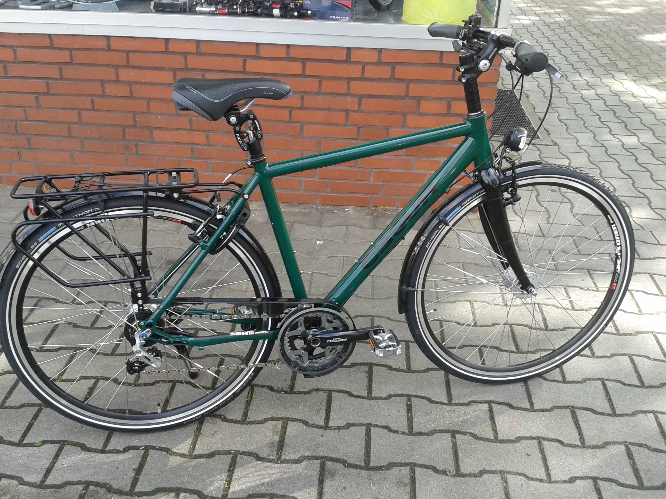 Cesur Bikes Ihr Fahrrad nach Maß Cesur 11*2 Shimano