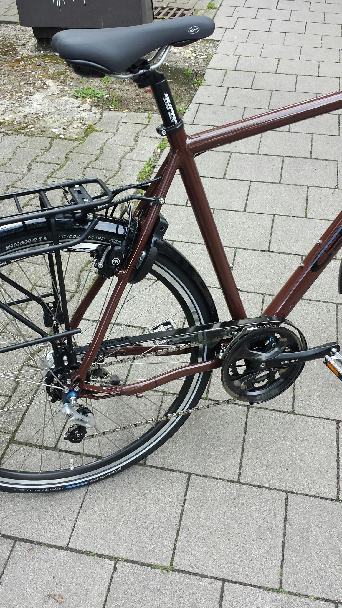 Cesur Bikes - Ihr Fahrrad nach Maß - Cesur 11*2 Shimano